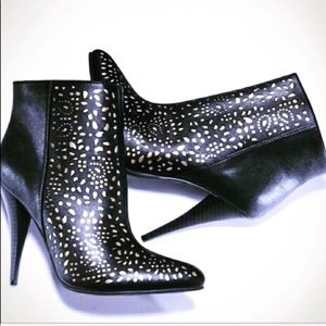 Beautiful Ankle Boots Heels With Memory Foam